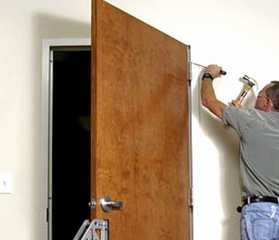 Dismantling the door: what you should know?
