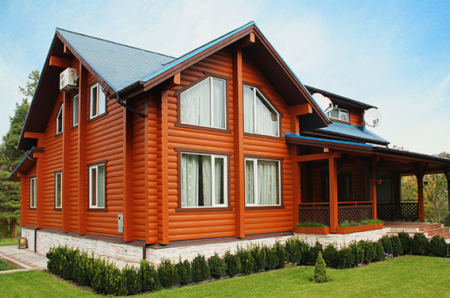 Wooden houses and their main advantages