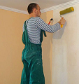 How to paint the wallpaper