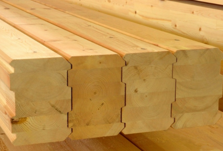 Glulam: manufacturing techniques and advantages
