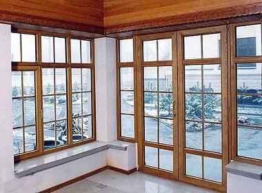 The advantages of wooden windows
