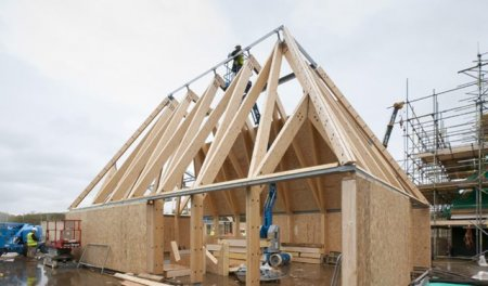 Advantages of houses from SIP-panels