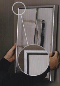 Do-it-yourself picture frames