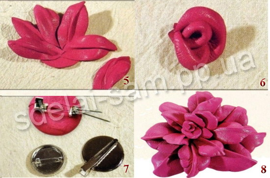 flower leather do it yourself
