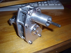 how to make a reduction gear