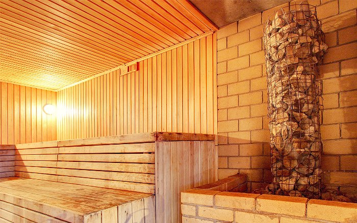 Construction of turnkey saunas