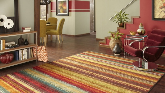 Quality carpet at an affordable cost.