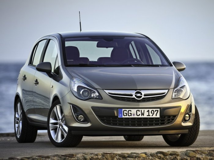 Opel Corsa 2010: beauty and style