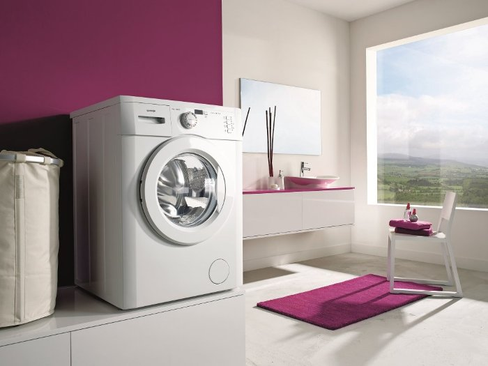 Overall household appliances: note to the competent user