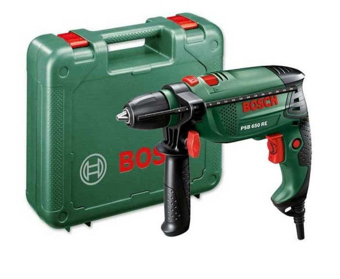 Electric drill choice