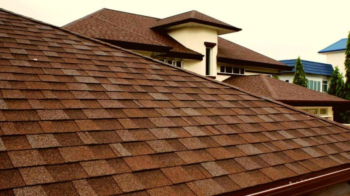 Advantages of laying shingles