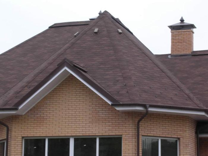 What type of roof is the safest?