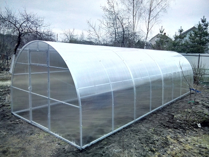 Polycarbonate greenhouses: tips on choosing and installing