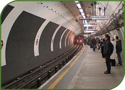 """On the design of the metro station """"Tulskaya"""" in Moscow won the project """"Harmony"""""""