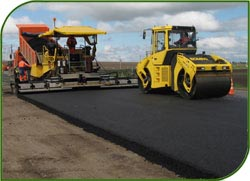 Work on the overhaul of the road surface in Primorye began long before the deadline