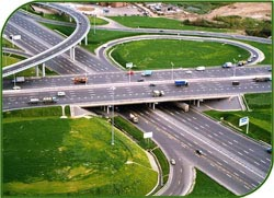 The cost of interchanges on the capital Aminevskoe highway was reduced to 4 billion rubles
