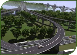 Construction of the toll road to Kuzbass from Tomsk will begin in 2014