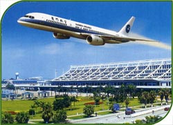 """In the competition for the reconstruction of the northern part of the airport """"Sheremetyevo"""" was the best company TPS Group"""